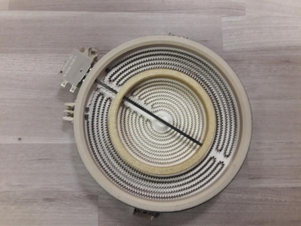 AEG 6130M-MN Strahlenheizkörper Bräterzone, 661331930, Kochplatte, Ersatzteil, Erkelenz